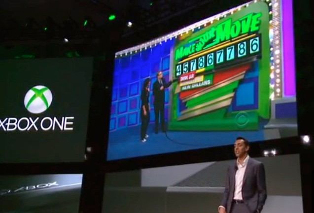 With the new Xbox One, you'll never watch TV the same way again