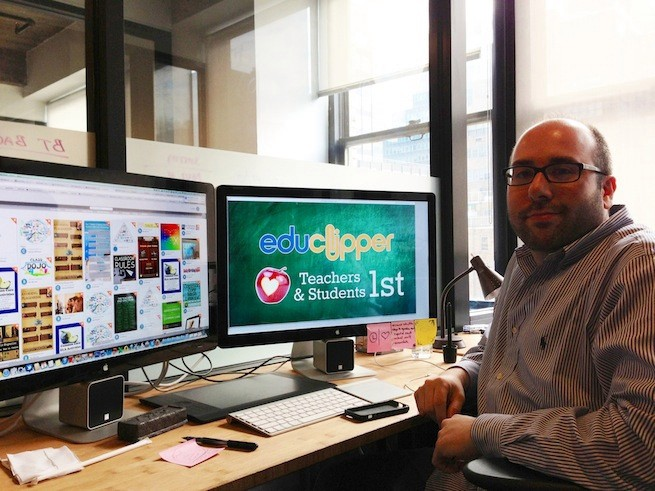 Educlipper launches its 'virtual pinboard' for teachers & students