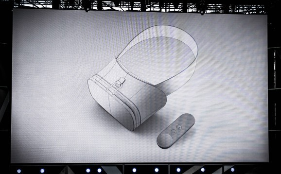 How Google's Daydream mobile VR system will work