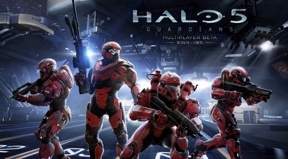 How to download the Halo 5: Guardians beta