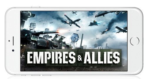 Zynga starts testing Empires & Allies as a modern military combat game on mobile