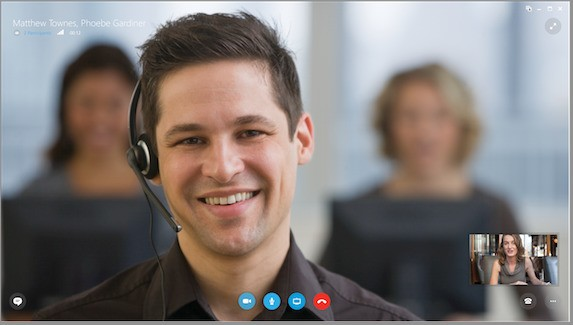 Microsoft will replace Lync with Skype for Business in the first half of 2015