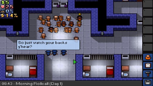 The Escapists is bringing the prison break genre back to life — on a shoestring budget