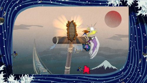 Why Spelunky, Meat Boy, and other indie stars are photo-bombing each other's games