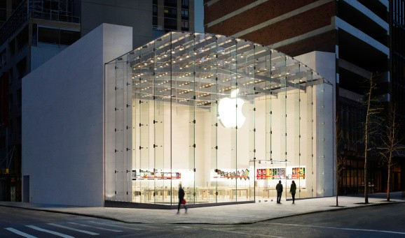 Apple generated more revenue in one quarter than Google did in all of 2014