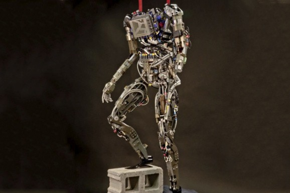 The Pentagon's Atlas robot is the new, metallic face of disaster rescue