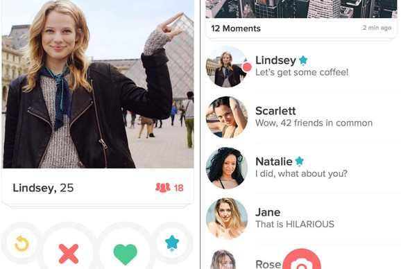 Tinder now lets you swipe 'up' if you REALLY like someone
