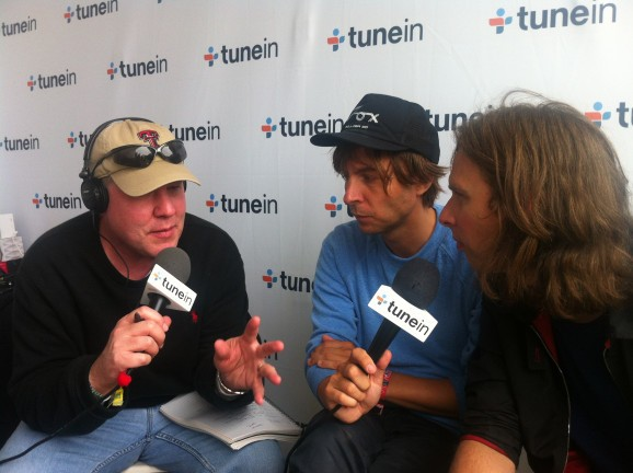 TuneIn at Outside Lands: It's our year to take on Spotify & Pandora