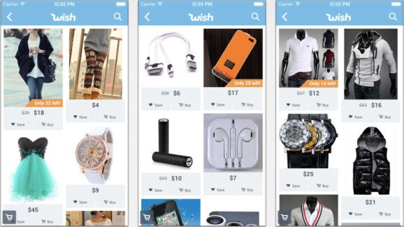 Discount-shopping app Wish gets a premium $50M investment