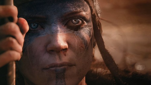 Hellblade's woman hero is a Celtic badass with a huge, trope-slicing sword