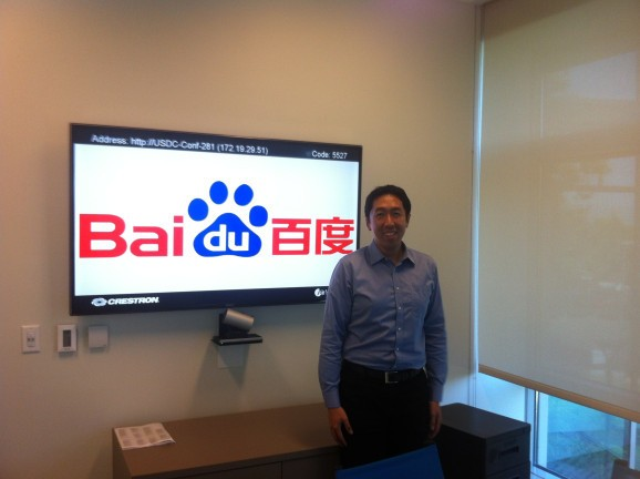 Why a deep-learning genius left Google & joined Chinese tech shop Baidu (interview)