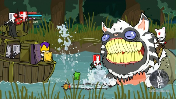 Castle Crashers breaks through to Xbox One next week — here's how to get it for free