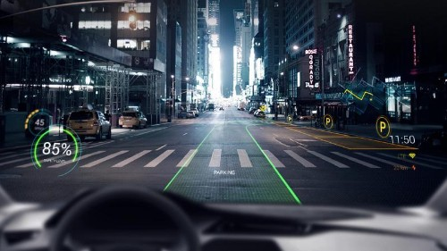 Harman and Samsung want to transform your car into a VR station on wheels
