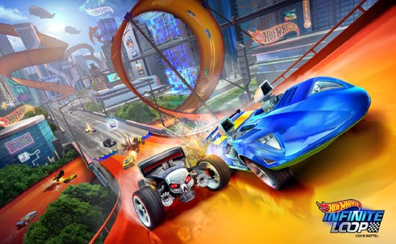Mattel unveils Hot Wheels: Infinite Loop iOS racing game