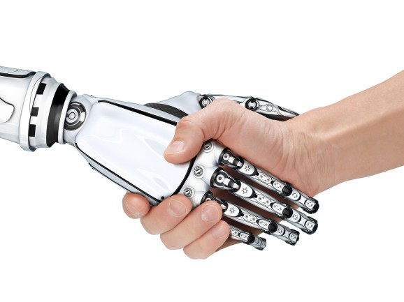 How humans and robots coexist in our office