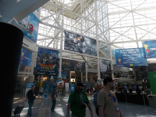 E3 loses two more as Disney, Wargaming decide the show floor doesn't make sense