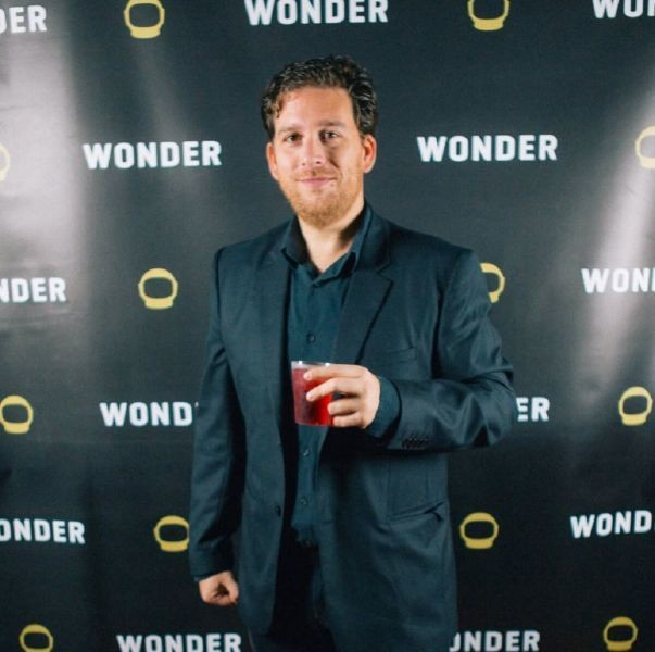 Wonder is an enigmatic mobile hardware company with a VR twist and a focus on gamers