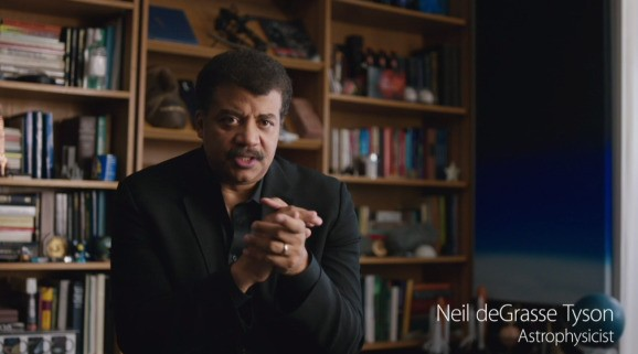 No, Neil deGrasse Tyson didn't say Apple's App Store is a 'watershed moment in civilization'
