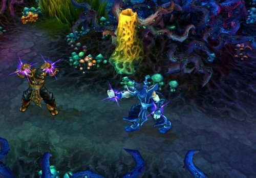 Comparing MOBAs: Dota 2 vs. League of Legends vs. Heroes of Newerth