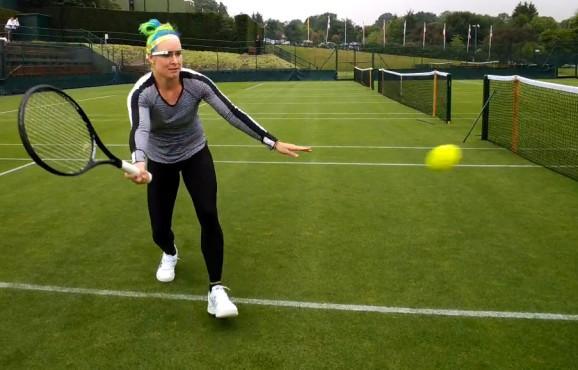 Pro sports first: Tennis player to wear Google Glass at Wimbledon this week