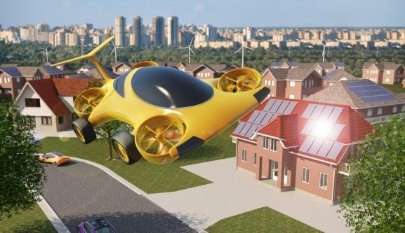 Flying car prototype ready by end of 2017, says Airbus CEO