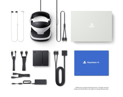 2017 is PlayStation VR's growth year: over 200 games and apps in development