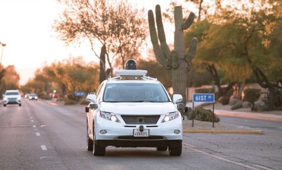 Google expanding self-driving vehicle testing to Phoenix, Arizona
