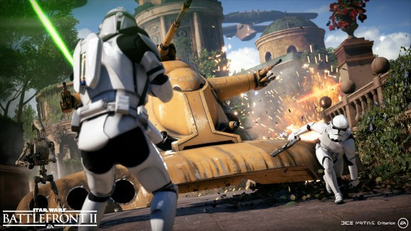 E3 2017: Star Wars: Battlefront 2 conquers YouTube