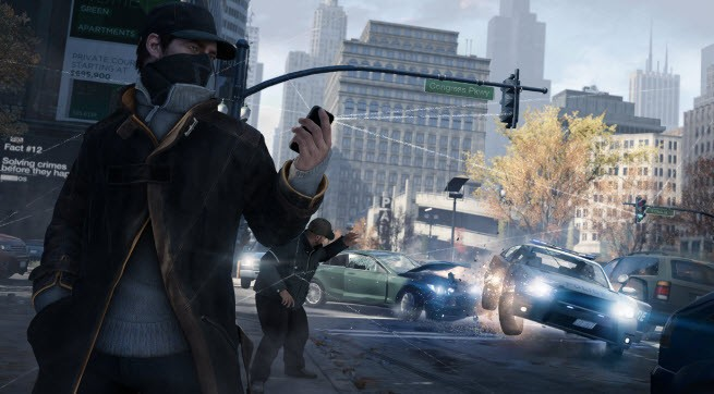 Ubisoft's Watch Dogs highlights the down side of smart cities (preview)
