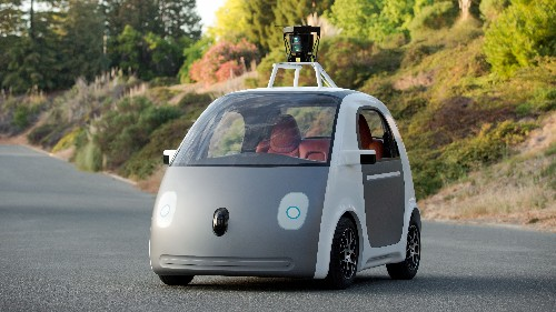 Google announces its self-driving car is now fully functional