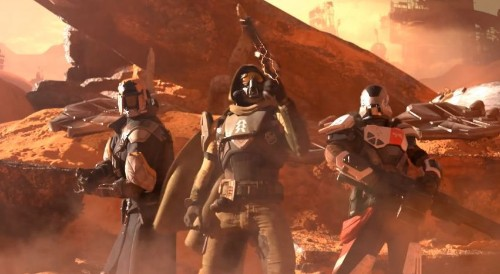 Destiny looks like Star Wars, Halo, and World of Warcraft in its newest trailer