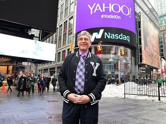 Yahoo CFO doesn't understand intense scrutiny of his company