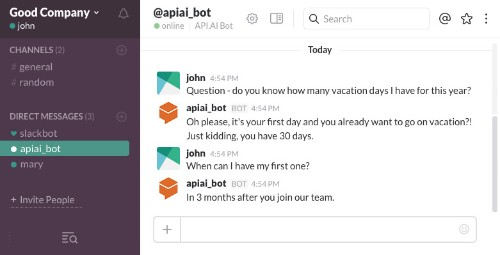 Bots are big: This AI startup turns Slack into SmarterChild on steroids