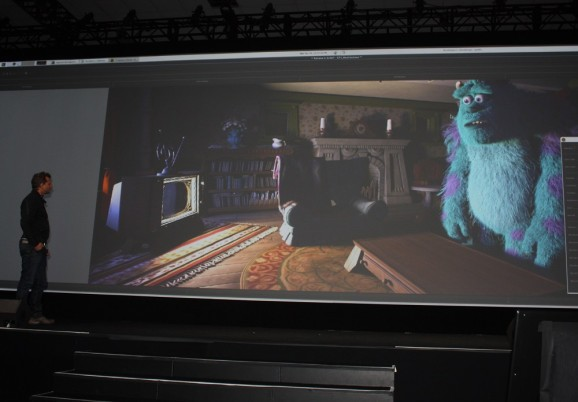 Here's how Pixar animated Monsters University (behind-the-scenes)