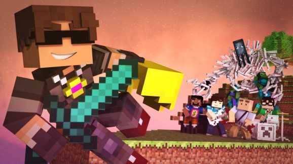 How big is Minecraft? It's even more popular than 'Frozen' on YouTube