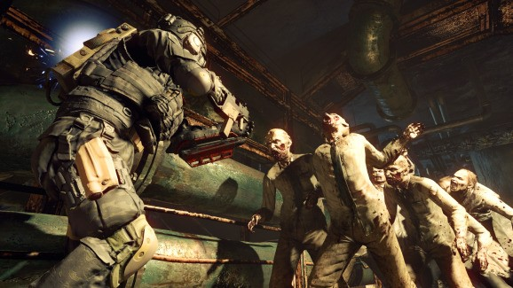 Resident Evil: Umbrella Corps is Capcom's new team-based shooter for PlayStation 4 and PC