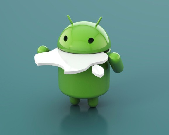 Android vs. iOS: The green robot wins on app downloads (but not revenue)