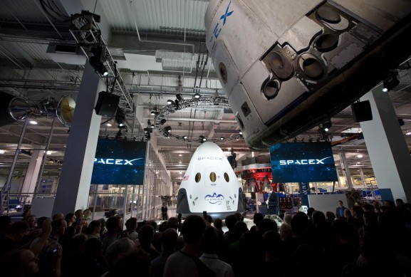 How SpaceX plans to land on Mars in 2018 using the most powerful rocket in the world