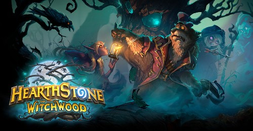 Hearthstone's The Witchwood launches its spooky cards April 12 on PC, Android, and iOS