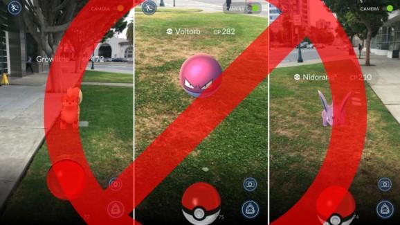 Middle East nations warn of Pokemon GO dangers