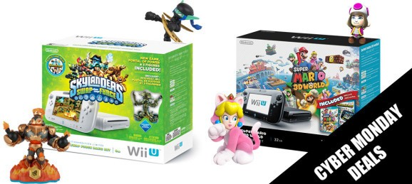 Wii U, Xbox One, & PS4 can't miss deals for Cyber Monday