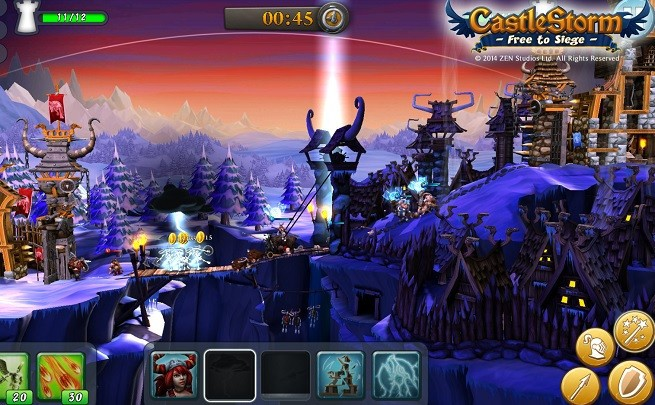 Zen Studios bets on free-to-play by adapting CastleStorm console game to mobile (case study)