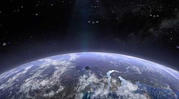 OneWeb raises $1.25 billion to mass-produce high-speed internet satellites