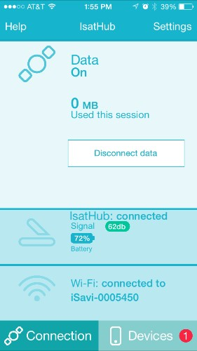 ISatHub promises reliable Internet for multiple users, from space — anywhere on Earth (hands-on)