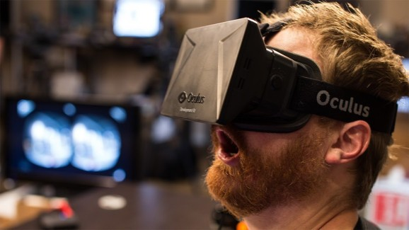 Strap on your Oculus Rift and get ready: Interactive porn is coming