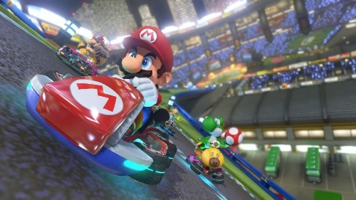 The Wii U 2014 report card: Games trump innovation