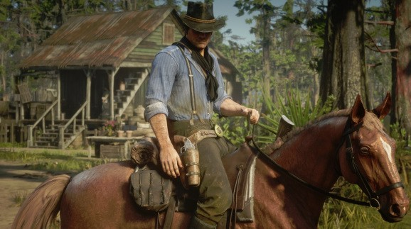 Red Dead Redemption 2 sales hit 25 million, up 1 million since May