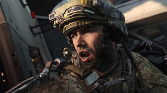 Call of Duty: Advanced Warfare is having download issues on PlayStation 4 as well
