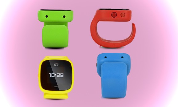 AT&T will bring the kid-friendly Filip smartwatch to the US later this year