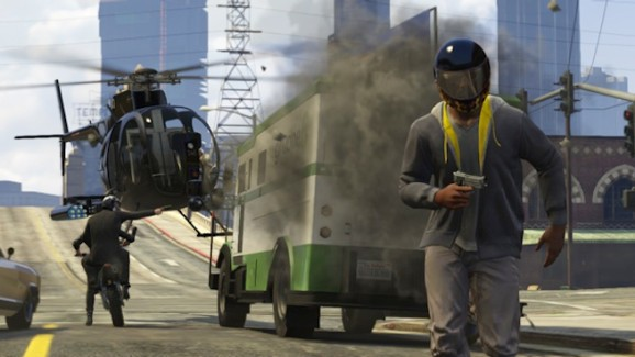 Rockstar reveals new details about Grand Theft Auto Online